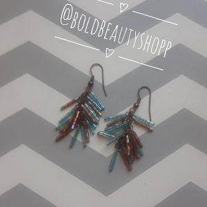 Jewelry - Beaded in Fringe earings